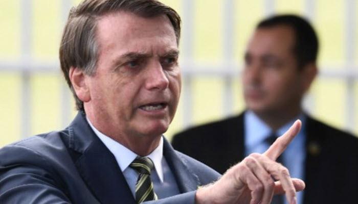 Never buy Chinese-made corona vaccine – Brazilian president