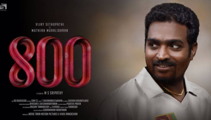 Murali responds to protests against 800 Movie
