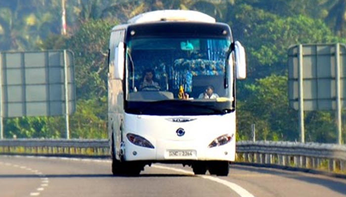 Southern Expressway Bus Services Restricted From Tomorrow