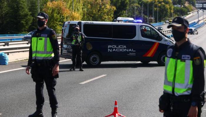 Declares state of emergency in Spain