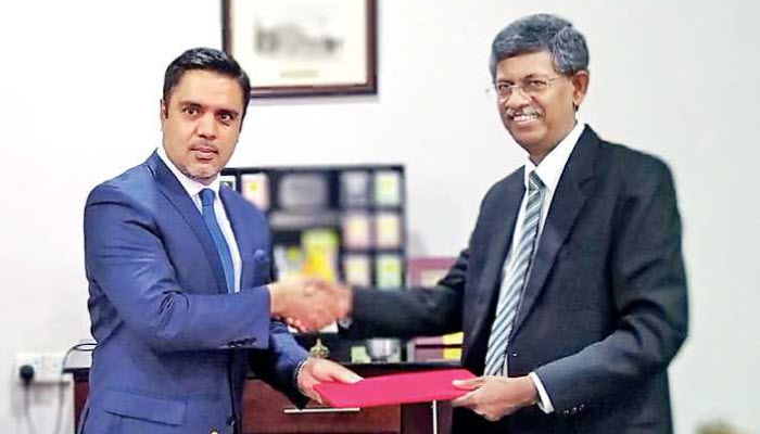Sri Lankan and Afghanistan chambers of commerce sign historic MoU on expanding bilateral trade